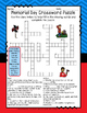 Memorial Day Crossword Puzzles