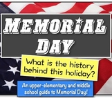 Memorial Day (Decoration Day):  What is the History behind this Holiday?