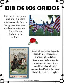 Memorial Day «Día de los caídos»