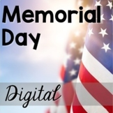 Memorial Day Digital Distance Learning