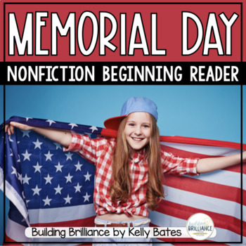Memorial Day Emergent Reader