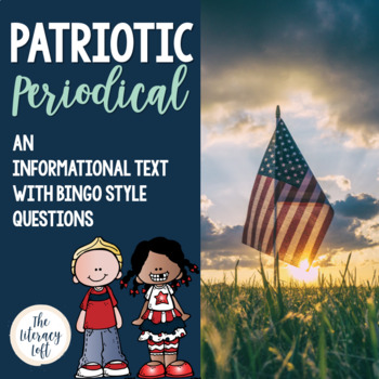 Memorial Day & Fourth of July Informational Text {Newspape
