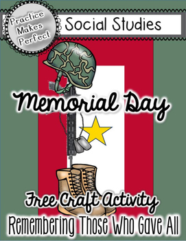 Memorial Day Free - Battlefield Cross
