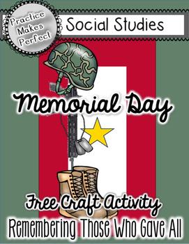Memorial Day Free - Battlefield Cross