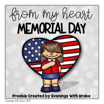 Memorial Day {Freebie}