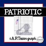 Graphing Activity - Patriotic, Veteran's Day, Memorial Day