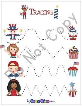 Memorial Day Games and Activities for Toddler and Preschool