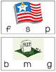 Memorial Day Guided Reading Readers and Lessons (GRL: A, B, C, D)