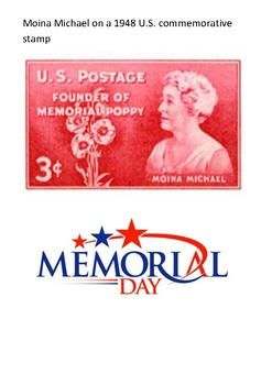 Memorial Day Handout