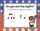 Memorial Day - Remembering Rhythms! Interactive Practice Ta Rest