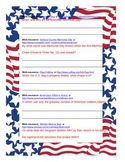 Memorial Day Internet Scavenger Hunt