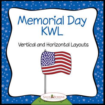 Memorial Day KWL