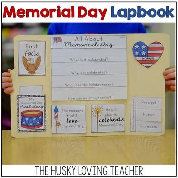 Memorial Day Lapbook