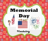 Memorial Day: Learn Vocabulary With Fun