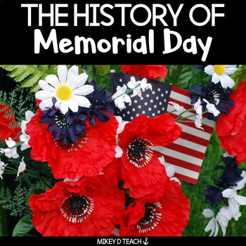 Memorial Day Literacy Activity Pack