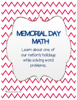 Memorial Day Math