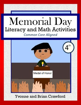 Memorial Day Math and Literacy Activities Fourth Grade Com
