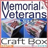Memorial Day Craft Box - Veterans Day Craft Box
