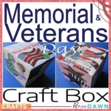 Veterans Day Craft Box - Memorial Day Craft Box