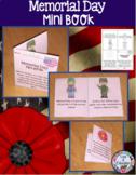 Memorial Day Mini Book