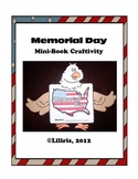 Memorial Day Mini-Book Craftivity