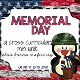 Memorial Day Mini Unit [with bonus craftivity]
