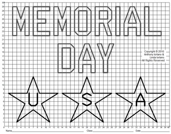 Memorial Day Mystery Picture