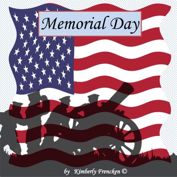 Memorial Day Non-Fiction Passages and Printables
