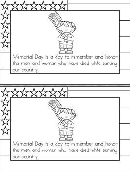Memorial Day - Nonfiction Reader