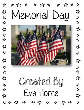Memorial Day Nonfiction Text With Comprehension Activities