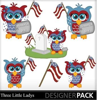 Memorial Day Owls