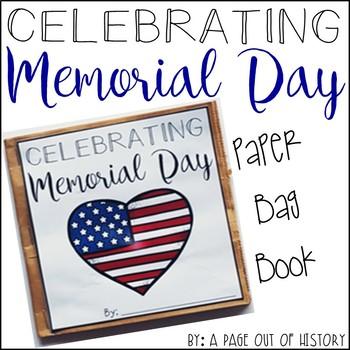 Memorial Day Paper Bag Book - Holidays Paper Bag Books