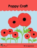Memorial Day Poppy Craft