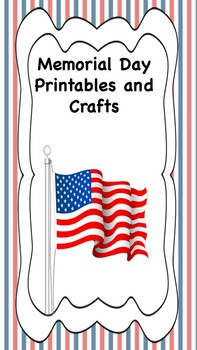 Memorial Day Printables and Crafts