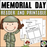 Memorial Day - Reader and Sorting Printable