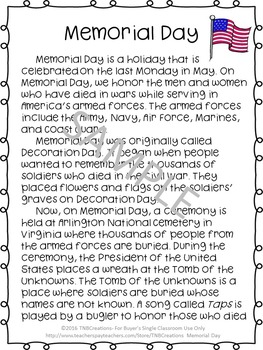 Soft image within memorial day printable activities