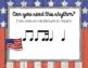 Memorial Day - Remembering Rhythms! Interactive Practice Ti-tika