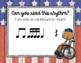Memorial Day - Remembering Rhythms! Interactive Practice Tika-tika