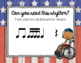 Memorial Day - Remembering Rhythms! Interactive Practice Tika-tika