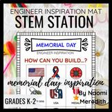Memorial Day STEM Activities | Engineer Inspiration | Prin