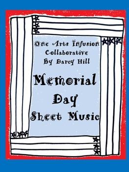 Memorial Day Sheet Music