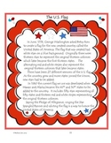 U.S.A.---The U.S. Flag, Memorial Day and The Pledge of Allegiance Mini Unit