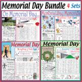 Memorial Day Themes Bundle – Remembering and Honoring Mili