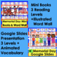 Memorial Day BUNDLE VALUE - Early Primary Grades - Save $5.00!
