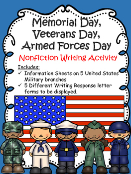 Memorial Day, Veteran's Day, Armed Forces Day Non-Fiction