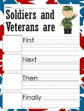 Memorial Day / Veterans Day Writing Prompts
