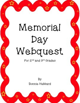 Memorial Day Webquest