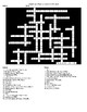 Memorial Day Word Search and Crossword Puzzles