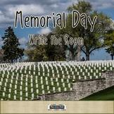 Patriotic Memorial Day Write the Room