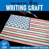 American Flag Writing Craft